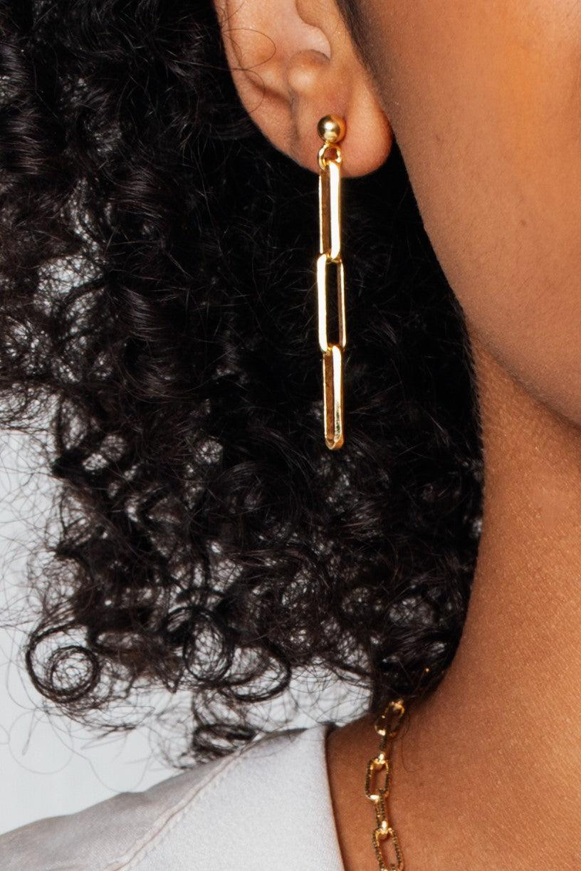 Eden Gold Earrings