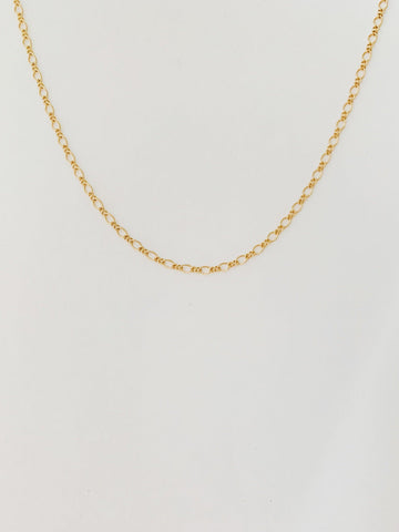 Mix & Match Gourmet Fantasy Gold Necklace