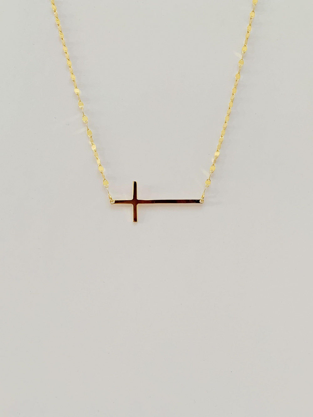 Hope Gold Necklace - Amillis