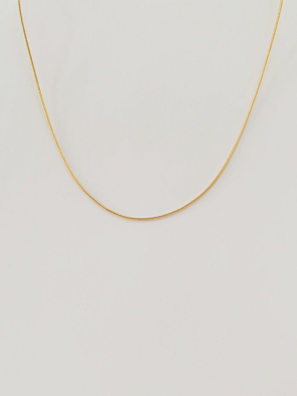 Indy Gold Necklace - Amillis
