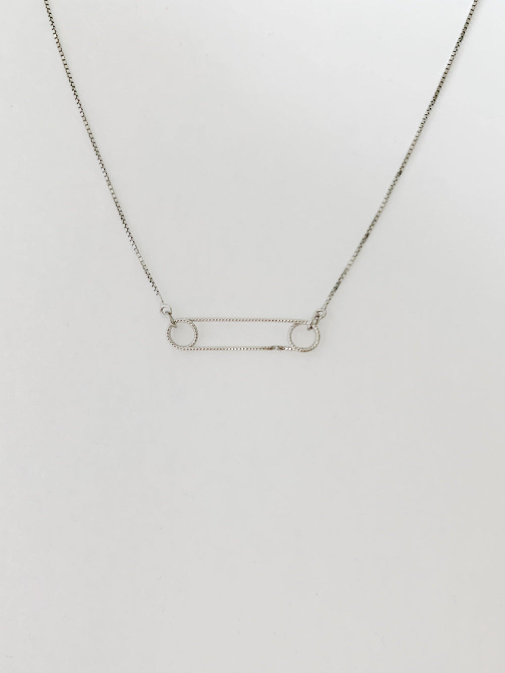 Nya Silver Necklace - Amillis