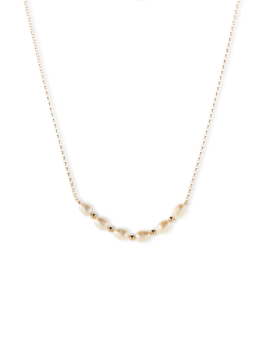 Mae Gold Necklace