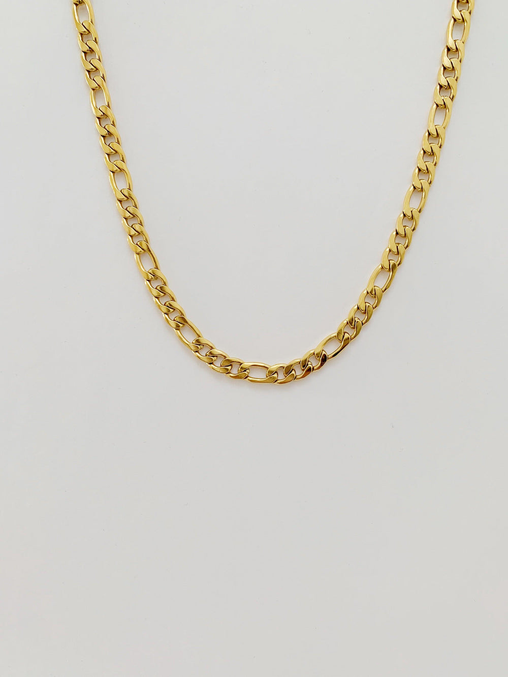 Tina Gold Necklace
