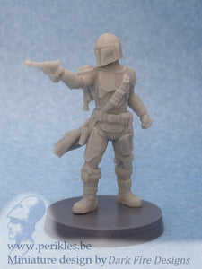 The Hunter 2 (35mm wargaming miniature)