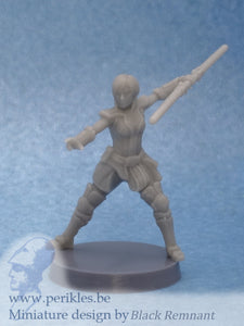 Light Master (35mm wargaming miniature)