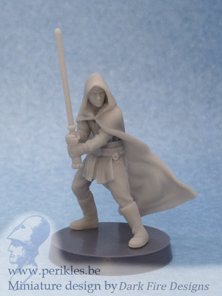 Space Monk Grand Master 2 (35mm wargaming miniature)