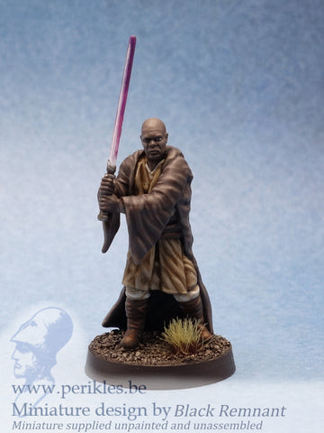 Space Monk Leader