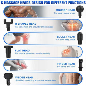 Muscle Massage Gun - Fresh Body
