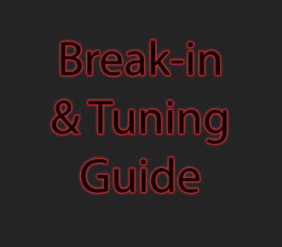Engine Break-in & Tuning Guide
