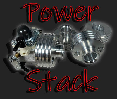 Wt-1242 Carb & OBR Power Stack
