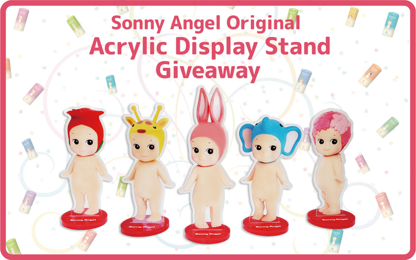 Sonny Angel Acrylic Display Stand Giveaway