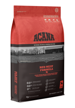 ACANA Red Meat Grain-Free Dry Dog Food