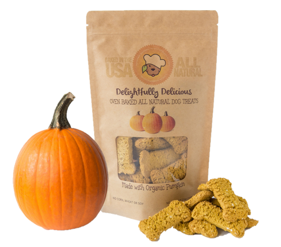 Delightfully Delicious Pumpkin Cookies, 7-oz