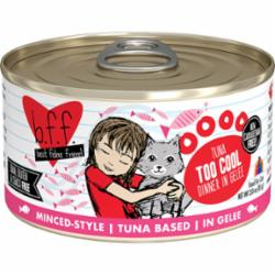 BFF Originals Too Cool Tuna Dinner in Gelee Grain-Free Wet Cat Food, 5.5-oz can