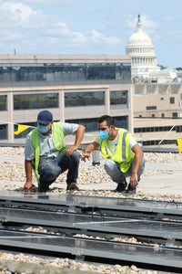 DC Commercial solar project
