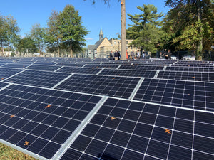 Commercial Solar Panel Installation - Deposit