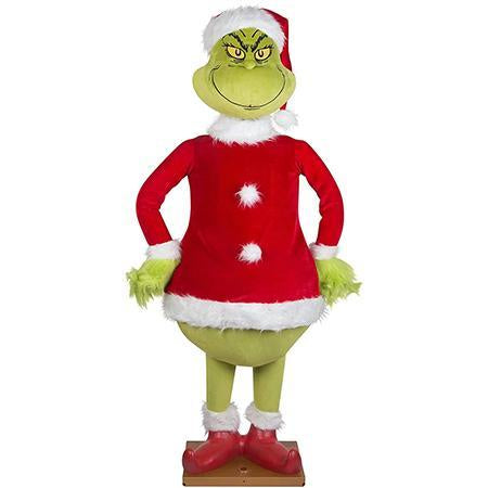 Christmas Ornament The Lifelike Animated Grinch(Buy 2 get free shipping)