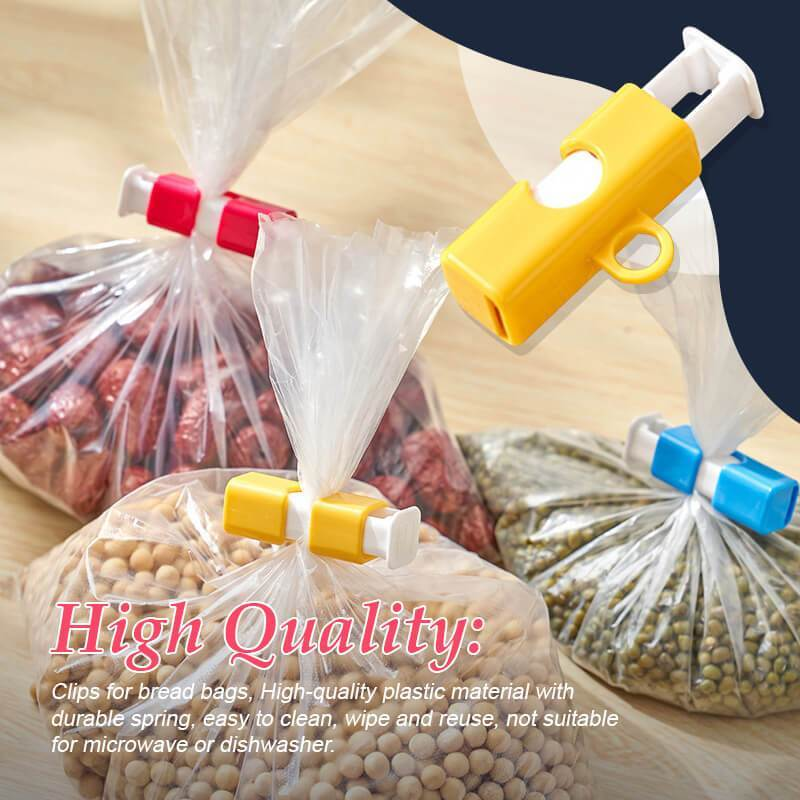 Fresh Food Bag Snack Clip【Last day 50% off】