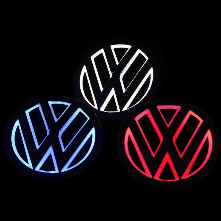 Car Logo Badge LED Light(50% OFF TODAY ONLY)
