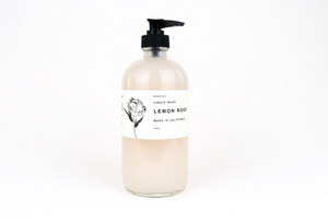 Load image into Gallery viewer, Lemon Rose Liquid Wash