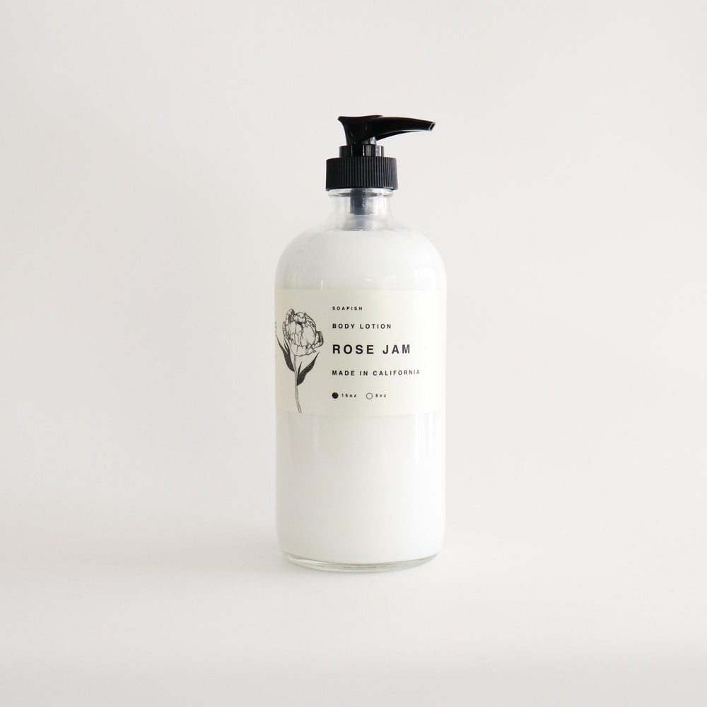 Rose Jam Body Lotion