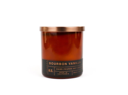 Load image into Gallery viewer, Bourbon Vanilla Candle