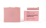 Pomegranate Hibiscus Bar Soap