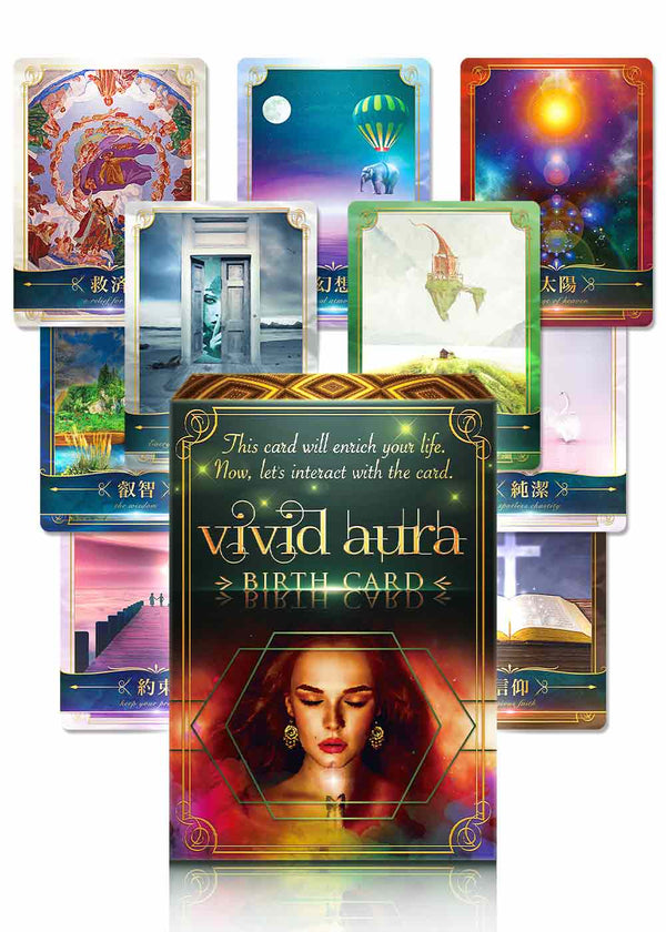 VIVID AURA BIRTH DECK