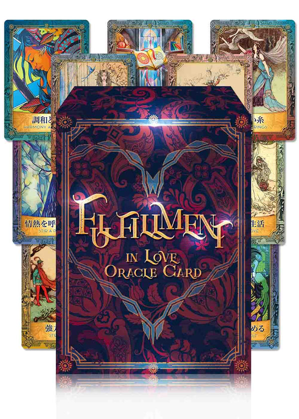Fulfillment In Love Oracle Cards