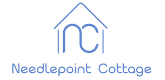 Needlepoint Cottage Logo