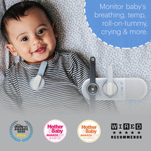 Load image into Gallery viewer, Bluebell Smart Baby Monitor
