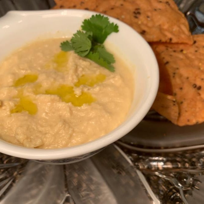Fresh Continental Delights - Hummus