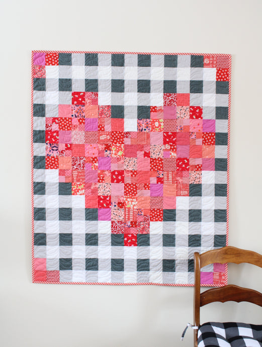 COUNTRY LOVE quilt pattern