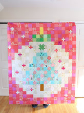 Load image into Gallery viewer, MERRY LITTLE CHRISTMAS _ digital quilt pattern