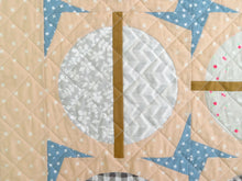 Load image into Gallery viewer, POMPOM GALAXY _ digital quilt pattern