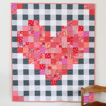 Load image into Gallery viewer, COUNTRY LOVE_digital quilt pattern