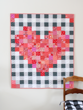 Load image into Gallery viewer, COUNTRY LOVE_paper quilt pattern