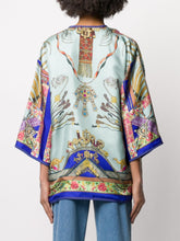 Load image into Gallery viewer, SILK KIMONO JACKET