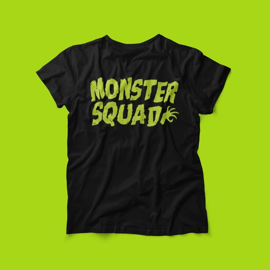 T-Shirt - Monster Squad - Horror Fan Unisex Spooky Tee