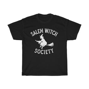 T-Shirt - Salem Witch Society - Spooky Unisex Tee