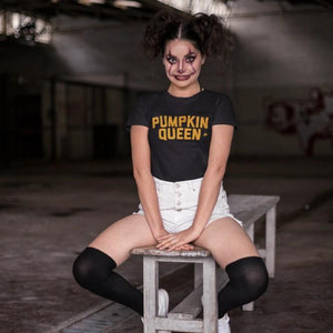Tshirt - Pumpkin Queen - Short-Sleeve Unisex Tee
