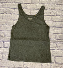 Load image into Gallery viewer, Pure energy heathered grey sleep tank top.  Slight stretch, like new.