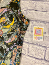 Load image into Gallery viewer, Lularoe Paisley Floral Maxi Dress