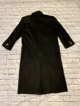 Load image into Gallery viewer, Leslie Fay Vintage Wool Trench Coat