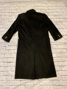 Leslie Fay Vintage Wool Trench Coat
