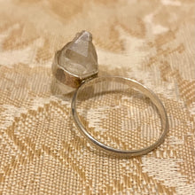 Load image into Gallery viewer, Beach Bones Jewelry Quartz and Sterling Silver Ring