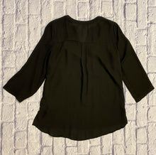 Load image into Gallery viewer, Zac & Rachel Lace Front Blouse