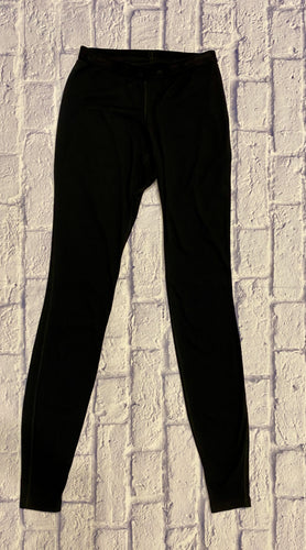Patagonia capilene lightweight black long underwear.  Great for layering on those cold days.