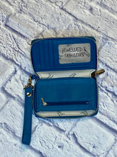 Load image into Gallery viewer, Jewell Leather Wristlet