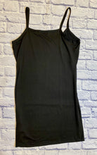 Load image into Gallery viewer, Say What? Rhinestone V Neck Slip Dress